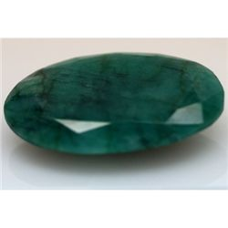 Natural36.16 ctw African Emerald Oval