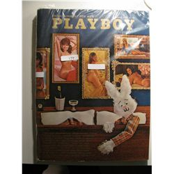 January 1970 Playboy; Holiday Anniversary issue