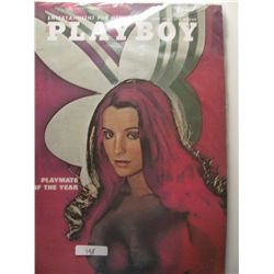 June 1970 Playboy; Playmate of the Year