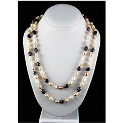 433.78ctw Philippines 23 in Freshwater Pearl Necklace