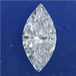 DIAMOND EGL CERTIFIED Marquise 2.00 CTW G, SI2