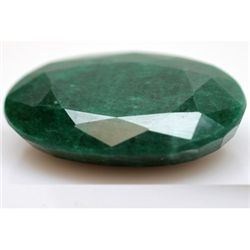 Natural 242.30 ctw African Emerald Oval