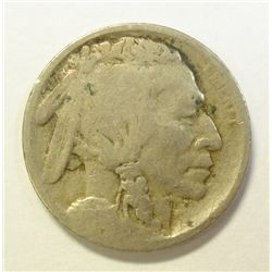 1913S T2  Buffalo nickel  G/VG