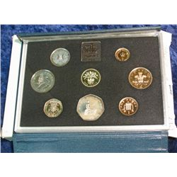 99. 1984 Coinage of Great Britain & Northern Ireland Proof Set. Original as issued.