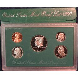 652. 1997 S U.S. Proof Set. Original as issued.