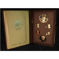 668. 1984 S U.S. Silver Prestige Proof Set. Original as issued.
