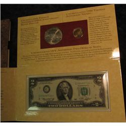 680. The Thomas Jefferson Coinage and Currency Set. Includes