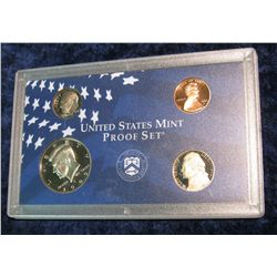 1279. Partial 1999S Proof Set. In Original Package.