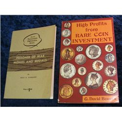 1364. Prisoners of War Monies & Medals, High Profit from Rare Coins,
