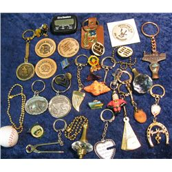 1482. Group of Pins, Badges and Misc.