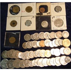 1485. (60) Mixed Foreign Coins.