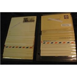 1497. (39) Mint US Postal Cards.
