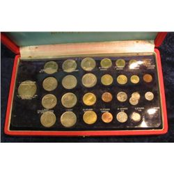 1516. (29) Coin Set from Thailand 1-Stang-1-20-Baht.