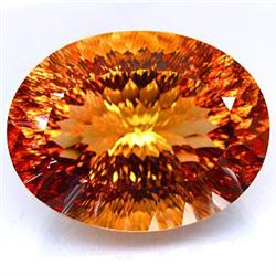 RARE IMPERIAL TOPAZ (BRILLIANT AND LARGE) 70.1ct. LUSTE