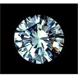 10 Ct. brilliant cut VVS1 Color H Round Cut BIANCO diam