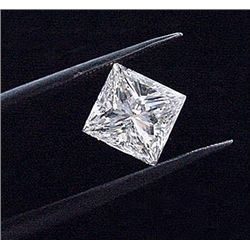 8 carat Princess Cut VVS1 Color H BIANCO diamonde