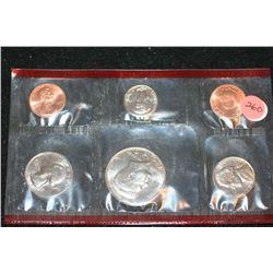 1989-D US Mint Coin Set