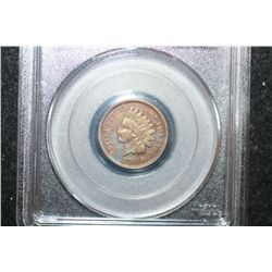 1906 Indian Head One Cent; PCGS Graded Genuine