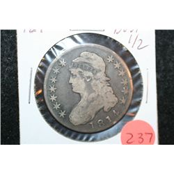1814 Liberty Bust Half Dollar