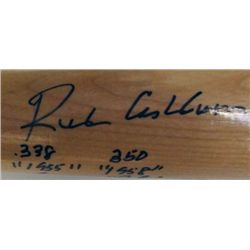 RAWLINGS ADIRONDACK BIG STICK PRO MODEL SIGNED BY 7 ALL TIME BATTING GREATS