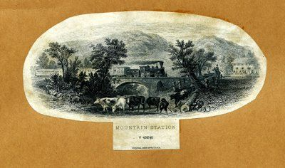 confederate states mountain station proofs archives