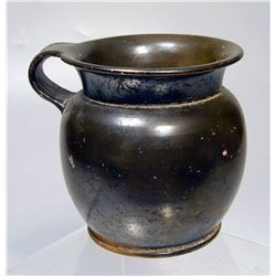 A Greek Campanian Black Glazed Pottery Mug