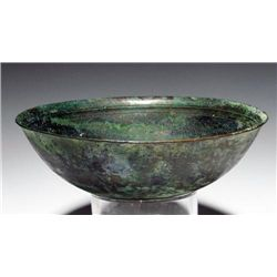 An Eastern Greek Bronze Bowl