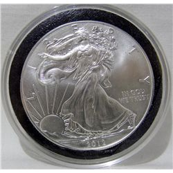 2012 Walking Liberty Dollar 1oz Fine Silver