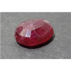 7ctw Natural African Blood Ruby