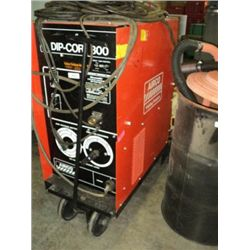 airco dip cor 300 wire feed welder. Black Bedroom Furniture Sets. Home Design Ideas