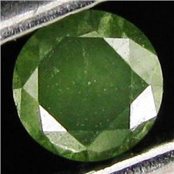 0.16ct Green Natural Diamond (GEM-3662G)
