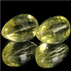 18.64ct Lemon Citrine Bead Parcel (GEM-47367)