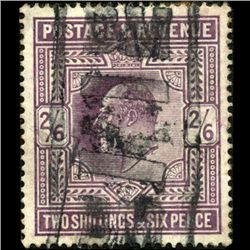 1902 Britain Edward 2s Stamp (STM-0810)