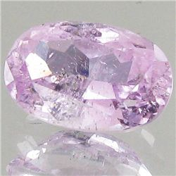 4.7ct Hot Pink Kunzite Oval (GEM-43311)