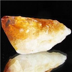 330ct Large Citrine Single Crystal (MIN-001399)