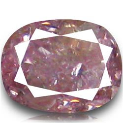 0.14ct Untreated Purplish Pink Diamond  (GEM-44089)
