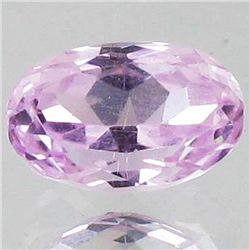 3.4ct Sparking Top Pink Kunzite Oval (GEM-43708)