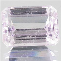 13.95ct ct Sparking Top Pink Kunzite Oval (GEM-43671)