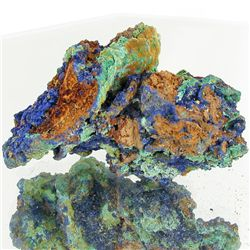 160ct Azurite Crystal Cluster (MIN-001241)