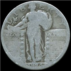 1926S Standing Liberty Quarter Circulated (COI-10653)