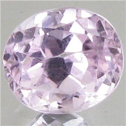 4.5ct Hot Pink Kunzite Oval (GEM-43017)