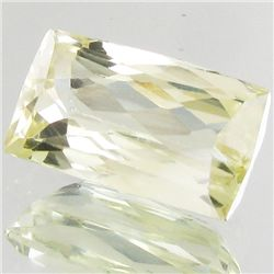 10.1ct Strong Green Kunzite Emerald (GEM-43146)