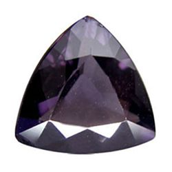 2.65ct Natural Nice Trillion Ceylon Purple Spinel (GEM-24797)