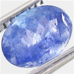 1.57ct Top Color Tanzanite Oval (GEM-38810)