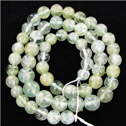 "180twc Sea Green Aquamarine Bead Strand 16"" (JEW-2996)"