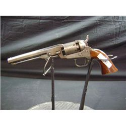 "1849 POCKET COLT, G, 31 CALIBER, 6"" BARREL ADDRESS SAM L. COLT - HARTFORD, CT - S/N 205118"