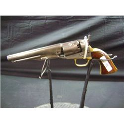 "1862 POLICE COLT 36 CALIBER, 5 1/2"" BARREL W/ FLUTED CYLINDER, ADDRESS CCL CAM L COLT - NEW YORK US"