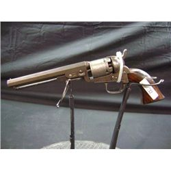 "1849 POCKET COLT 31 CALIBER, 6"" BARREL, ADDRESS COL COLT - LONDON - S/N 7885"