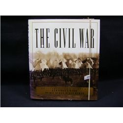 "GEOFFREY C. WARD ""THE CIVIL WAR"" PUBLISHED 1990"