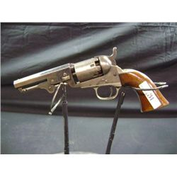 "1849 POCKET COLT, 31 CALIBER, 4"" BARREL, ADDRESS COL. SAM L COLT - NEW YORK US AMERICA - S/N 297348"